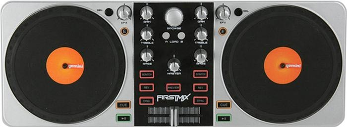 Gemini FirstMix Top View
