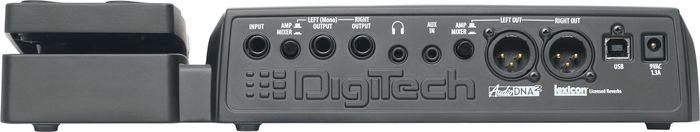 Digitech BP355 Refurbished Rear View