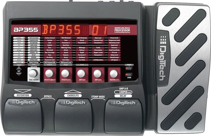 Digitech BP355 Refurbished Top View
