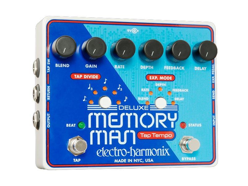Deluxe Memory Man w/ Tap Tempo