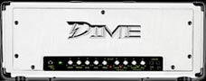 Dimebag D100 White