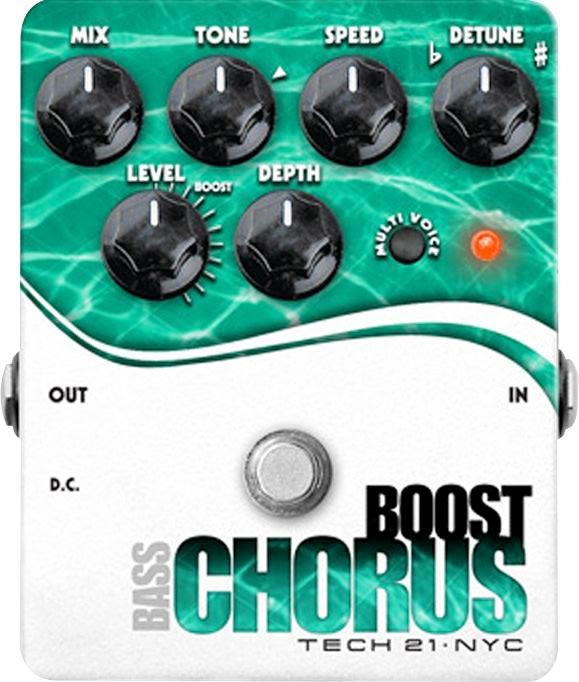 Boost Chorus Bass