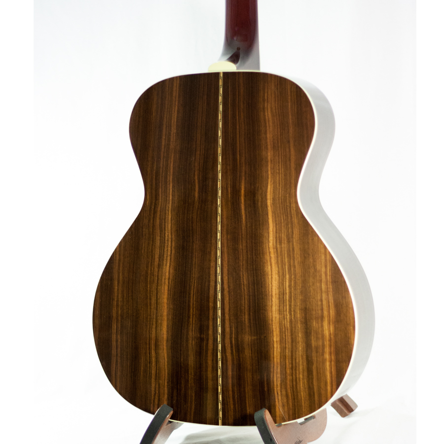 Guild Special Run F-40 Macassar Ebony Rear Body