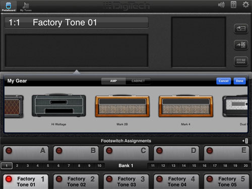 Digitech iPB-10 Screenshot 1
