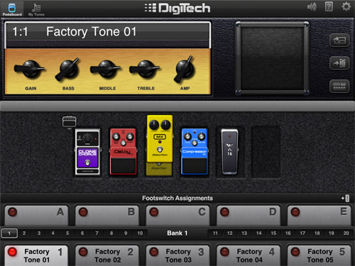 Digitech iPB-10 Screenshot 3