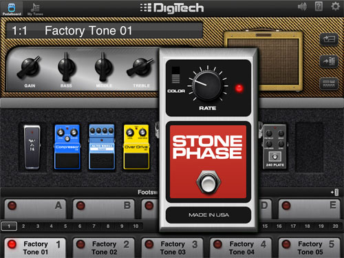 Digitech iPB-10 Screenshot 4