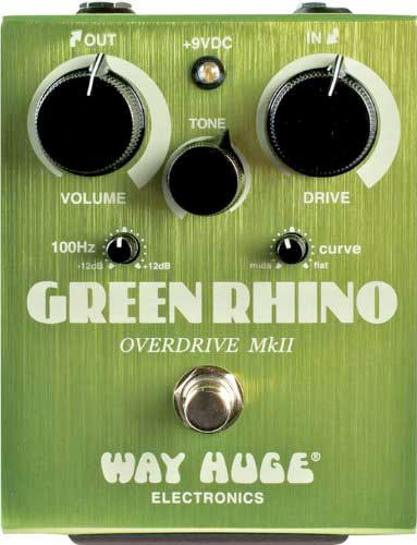 WHE202 Green Rhino