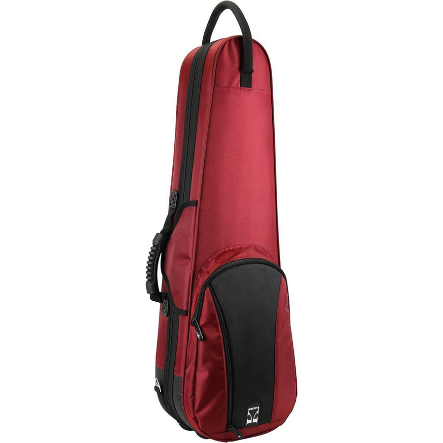 Polyfoam Full Size Violin Case - Red