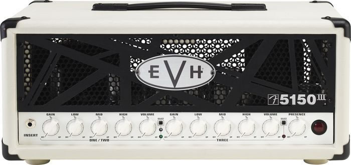 EVH 5150 III Mini Stack - Ivory Head
