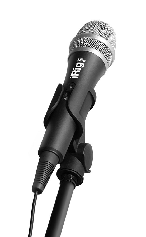 Ik Multimedia IRig Mic On Stand