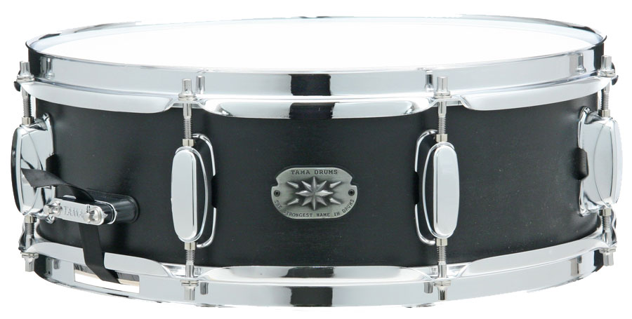 Tama Limited Birch/Basswood Snare Drum Black