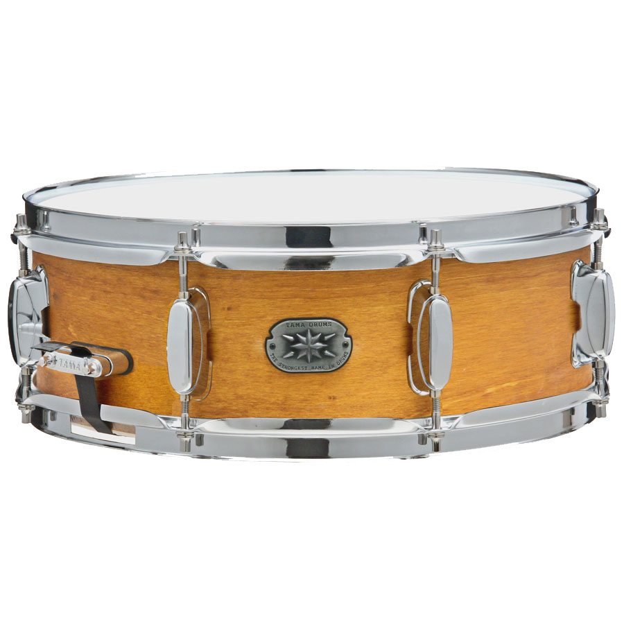 Tama Limited Birch/Basswood Snare Drum Amber