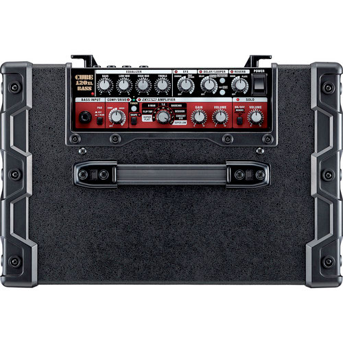 Roland CUBE-120XL BASS Open Box Top View