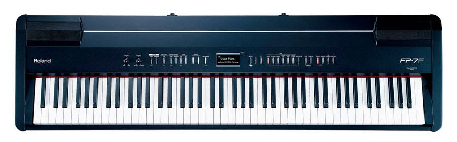 Roland FP-7FBlack