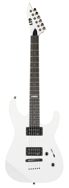 ESP LTD M-10 Snow White