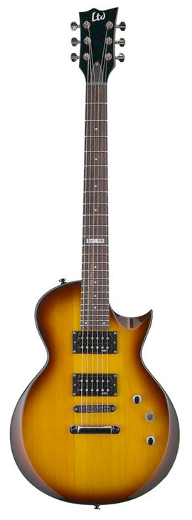 ESP LTD EC-10 Kit 2-Tone Sunburst