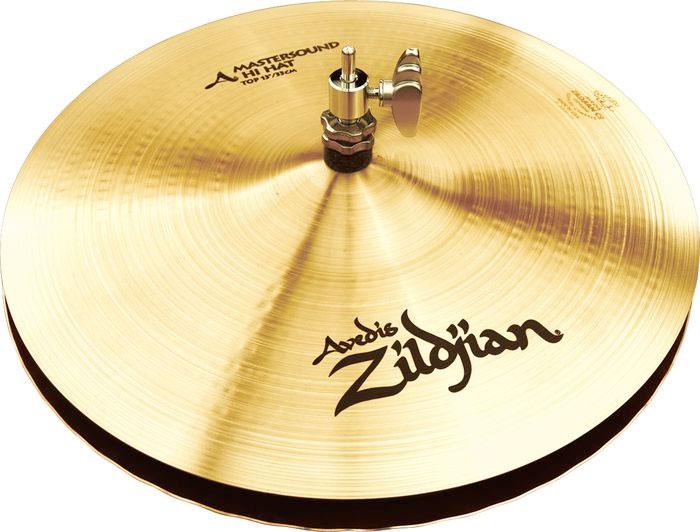 13-Inch Master Sound Hi-Hat Cymbals
