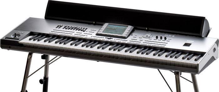 Korg PA3X76 W/ Optional Paas Speaker Module