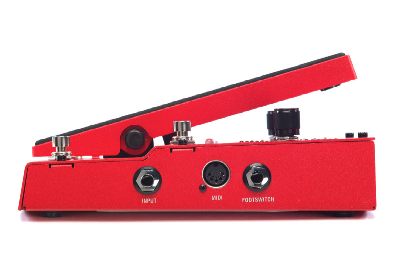 Digitech Whammy DT Refurbished Right Side