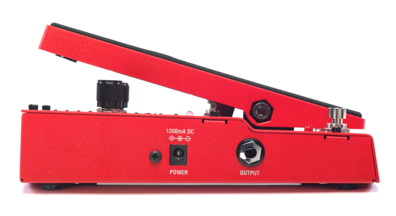 Digitech Whammy DT Left Side