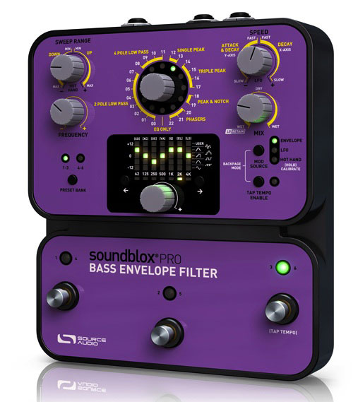 Pro Bass Envelope Filter