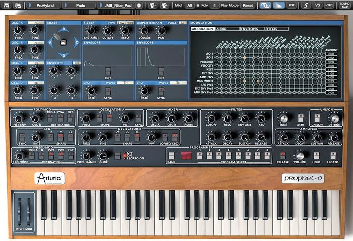 Arturia V-Collection 2 & Analog Laboratory Bundle View 6