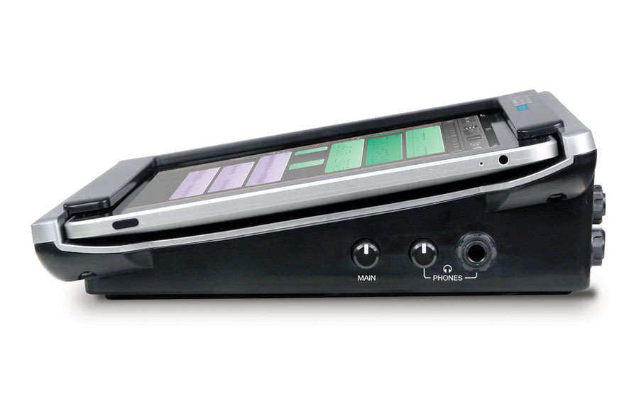 Alesis I/O Dock Right Side