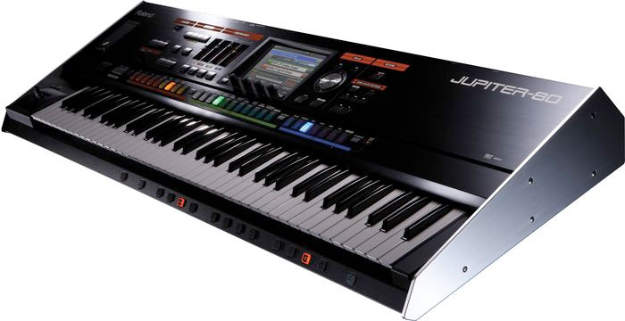 Roland Jupiter 80 Right Angle