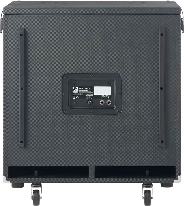 Ampeg PF-115HE Rear View