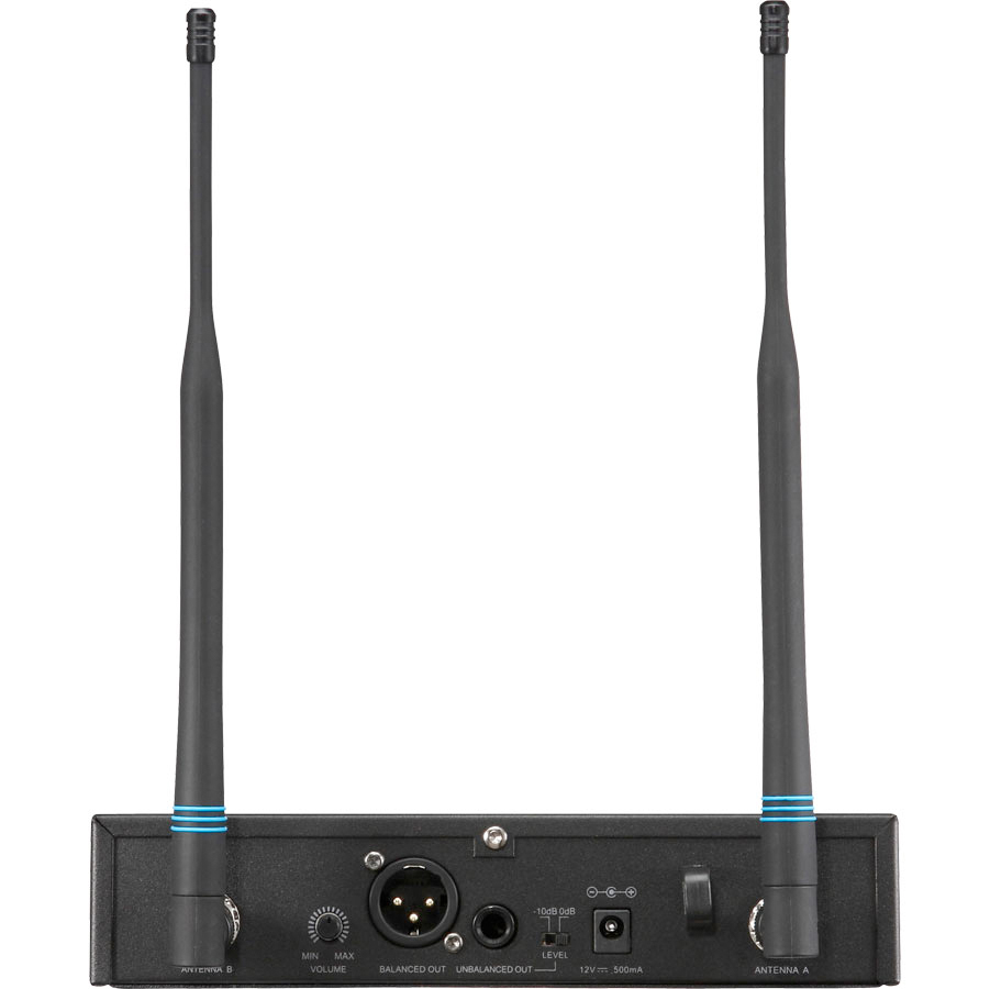 Electro Voice R300 HD  Handheld Wireless System Rear Reciever