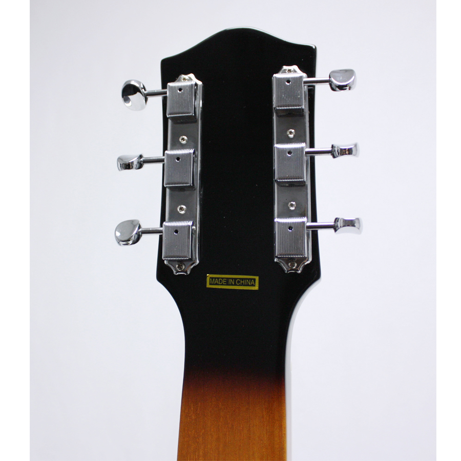 Gold Tone LS-6 Lap Guitar Rear Headstock