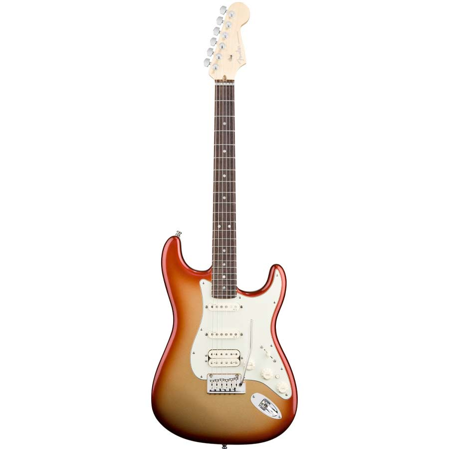American Deluxe™ Stratocaster® - Sunset Metallic- Rosewood Neck