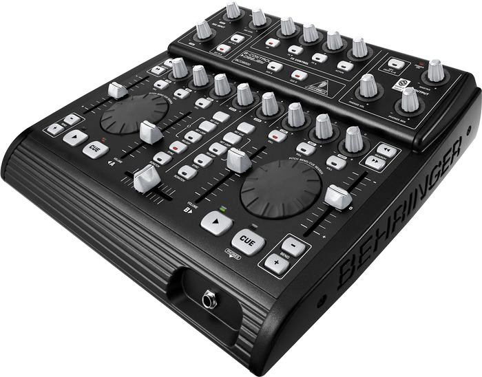 Behringer B-Control DeeJay  BCD3000Angled View