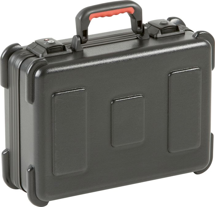Gator GMIX-1015-4-TSA Molded Case Rear View