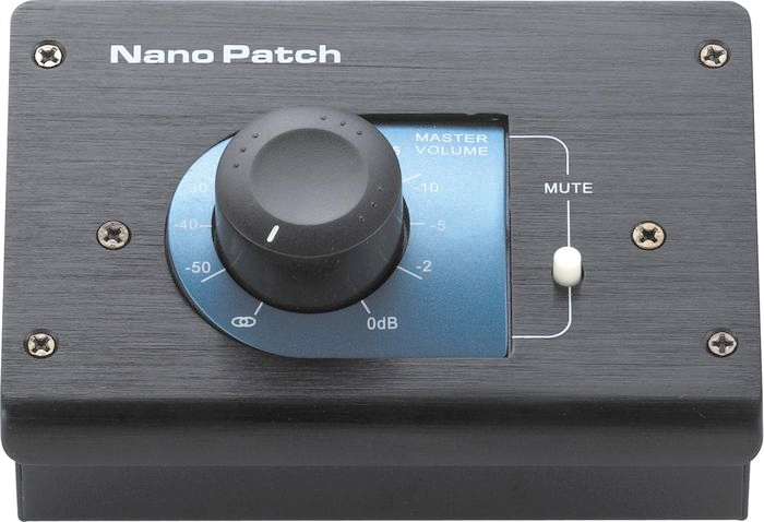 Nano Patch +  Black