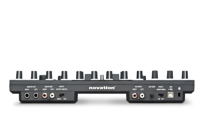 Novation Twitch Rear View
