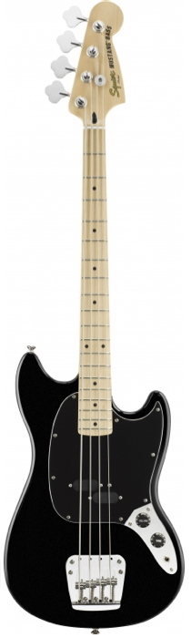 Vintage Modified Mustang Bass Black