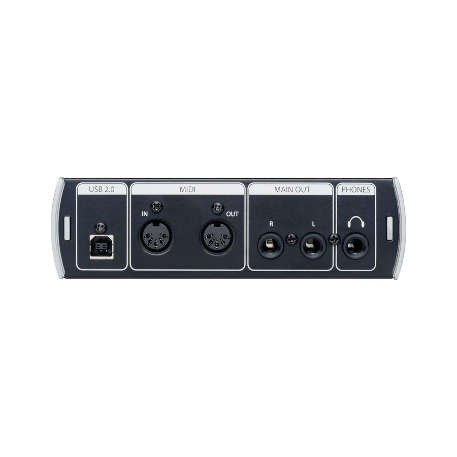 Presonus AudioBox 22VSL Rear View