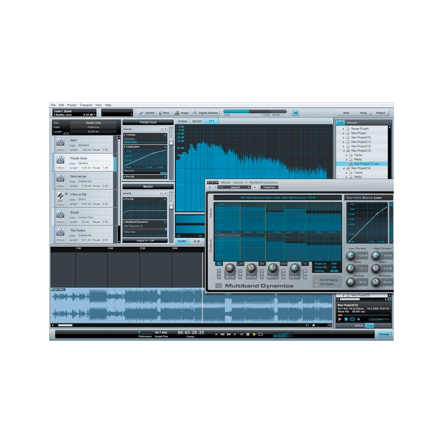 Presonus AudioBox 22VSL Screenshot 1