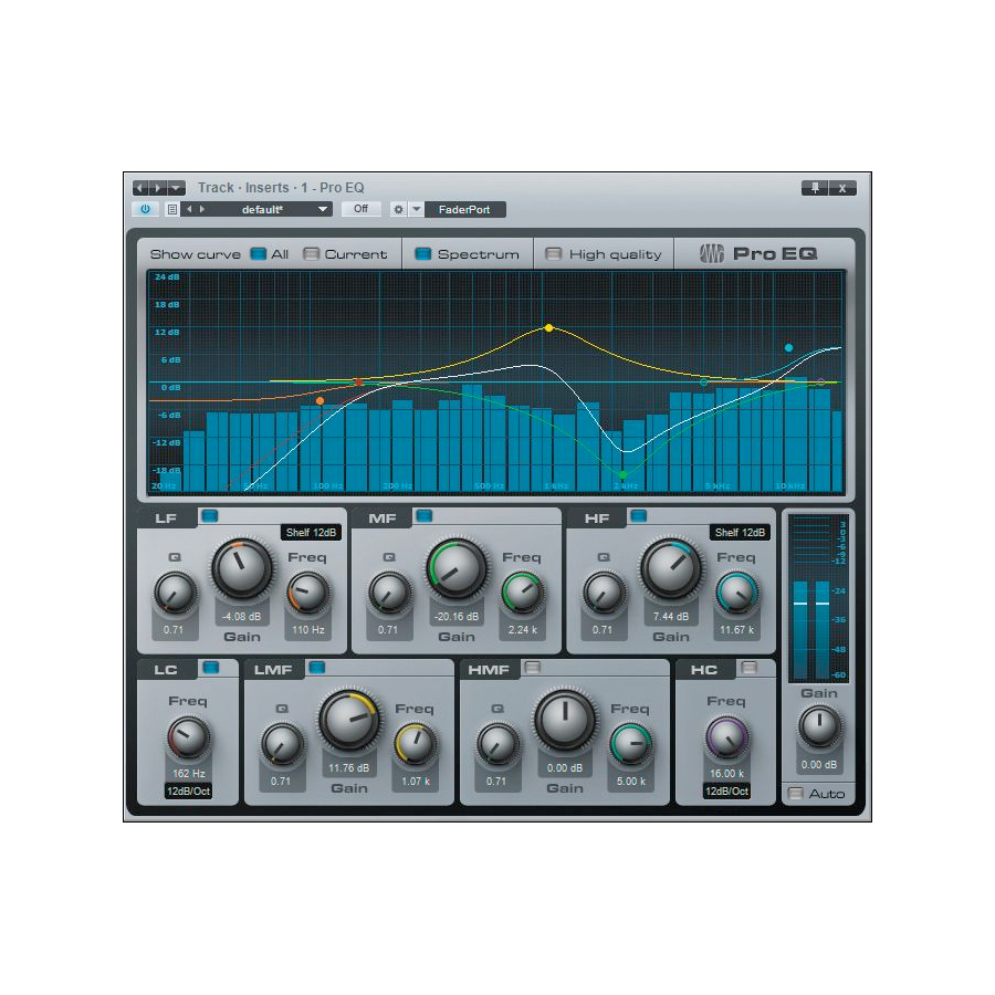 Presonus AudioBox 22VSL Screenshot 2