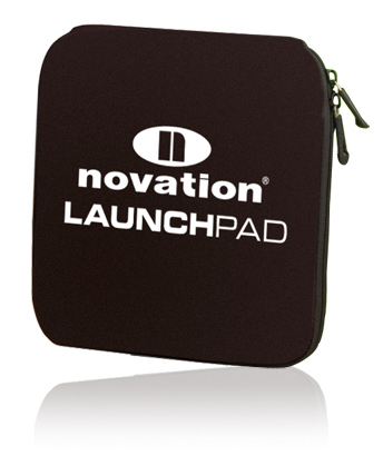 Novation LaunchPad Sleeve Rear View
