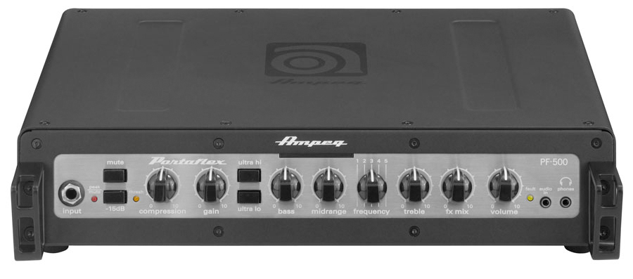 Ampeg PF-500 Top View