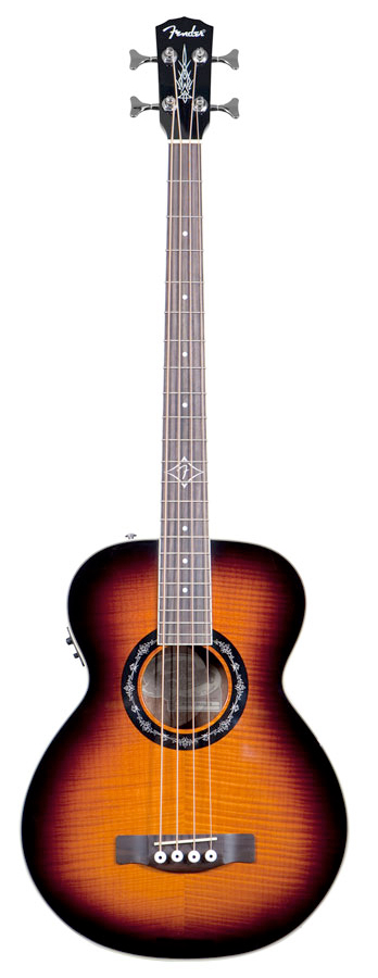 T-Bucket™ Bass - 3-Tone Sunburst