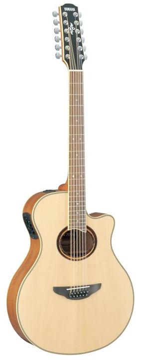 Yamaha APX700II-12Natural
