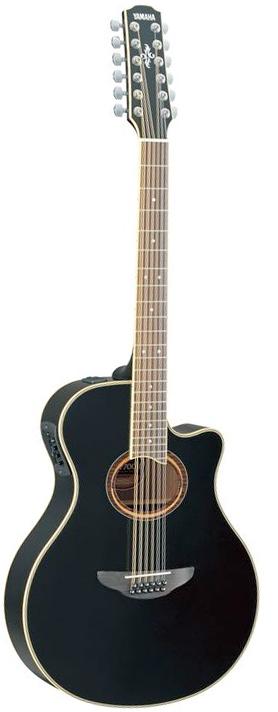 Yamaha APX700II-12Black