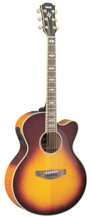 Yamaha CPX1000 Brown Sunburst