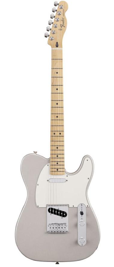 Standard Telecaster - White Chrome Pearl