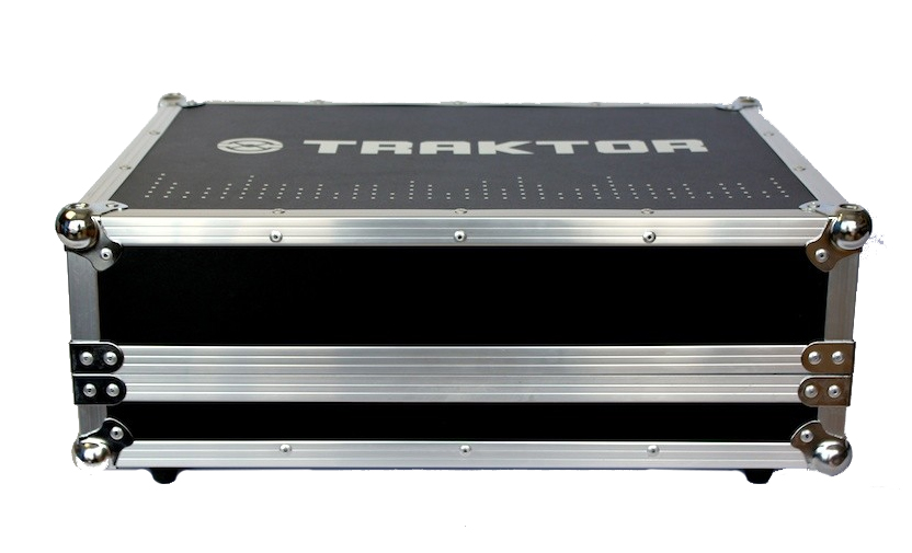 Native Instruments Traktor Kontrol S4 Flight Case Bottom View