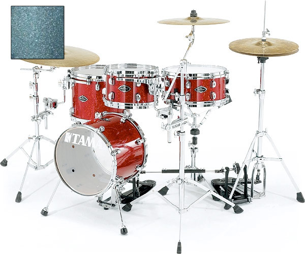 Tama Silverstar Metro JAM Shell Kit Sky Blue Sparkle Set