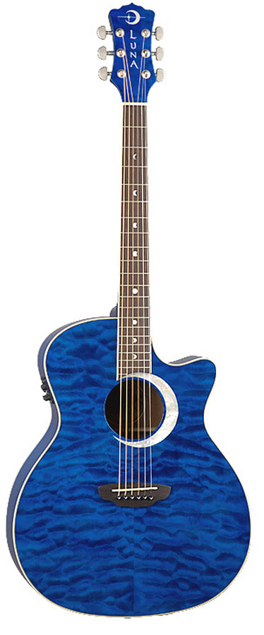 Fauna Eclipse Trans Blue